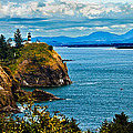 Overlooking Print by Robert Bales