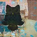 Owl Of Wisdom by Kyle Wood
