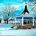 Oxford Bandstand by Scott Nelson