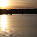 Oyster Bay Sunset by John Telfer