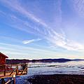 Oyster Flats by Pamela Patch