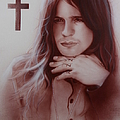'ozzy Osbourne' by Christian Chapman Art