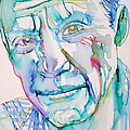 Pablo Picasso- Portrait by Fabrizio Cassetta