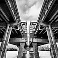 Page Bridge Geometry by Bill Tiepelman
