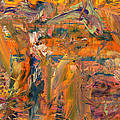 Paint Number 45 by James W Johnson