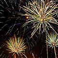 Paint The Sky With Fireworks  by Saija  Lehtonen