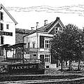Pakkhuset by Janet King