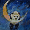 Panda Stars by Michael Creese