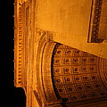 Paris France - Arc De Triomphe - 01132 by DC Photographer