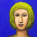 Parisienne With A Bob Haircut by Kazuya Akimoto
