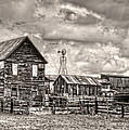 Parker Homestead by Ken Smith