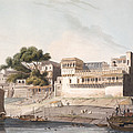Part Of The City Of Patna, On The River by Thomas Daniell