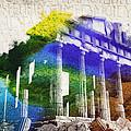 Parthenon by Aged Pixel