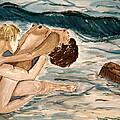 Passion Of Love. by Shlomo Zangilevitch