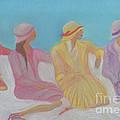 Pastel Hats by jrr