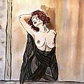 Pastel Passion by Shlomo Zangilevitch
