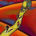 Path Print by Leon Zernitsky