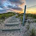 Path Over The Dunes by Sebastian Musial