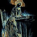 Patience Digital 1910 by Padre Art