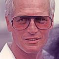 Paul Newman 1925 - 2008 by Mike Flynn