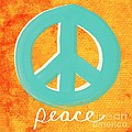Peace by Linda Woods