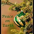 Peace On Earth by Francie Davis