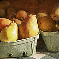 Pears by Caitlyn  Grasso