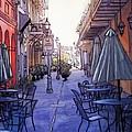 Pedestrian Mall  212 by John Boles