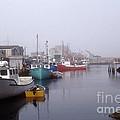 Peggys Cove harbor Nova Scotia