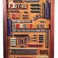 Peice De Resistanc by Bill Czappa