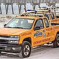 Pensacola Beach Lifeguards by JC Findley