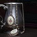 Pewter Cup Still Life by Tom Mc Nemar