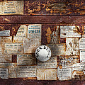 Pharmacy - Signs Of The Time  by Mike Savad