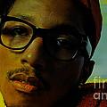 Pharrell Williams by Marvin Blaine