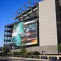 Philadelphia Eagles - Lincoln Financial Field by Frank Romeo