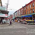 Philadelphia Italian Market 4 by Jack Paolini