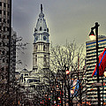 Philadelphia's Iconic City Hall by Bill Cannon
