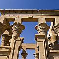 Philae Temple Egypt by Brenda Kean