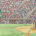 Phillies Game by Cee Heard