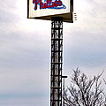 Phillies Stadium Sign by Bill Cannon