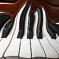 Piano Wave by Garry Gay