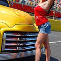 Pickup Pinup by Mark Spearman