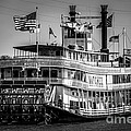 Picture Of Natchez Steamboat In New Orleans by Paul Velgos