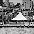 Pier 45 Hudson River Park New York City by Joe Fox