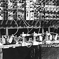 Pilot Ace Computer Components, 1950 by Science Photo Library