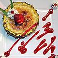 Pineapple Creme Brulee Maui Style by Karon Melillo DeVega