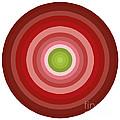 Pink Circles by Frank Tschakert