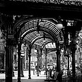 Pioneer Square Pergola by David Patterson