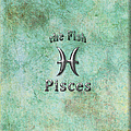 Pisces Feb 19 To March 20 by Fran Riley