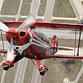 Pitts Special S-2b by Larry McManus